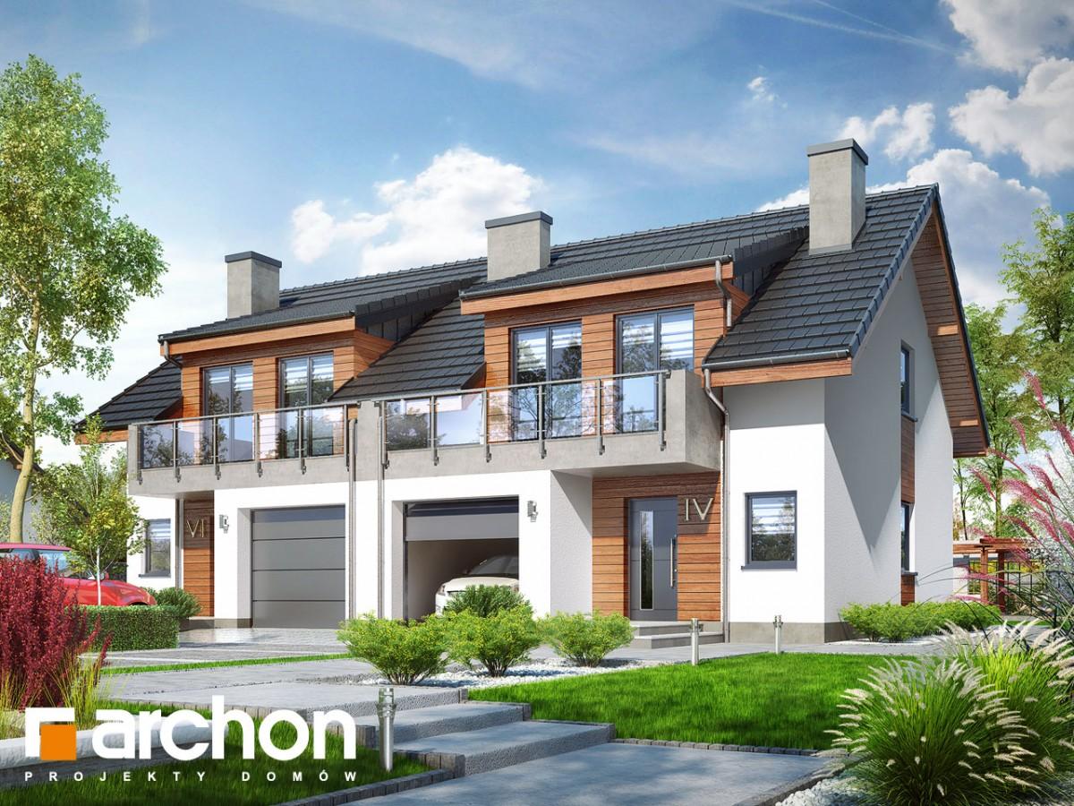 Top villa in clematis r with progetto di case for Cercatore di progetti di casa